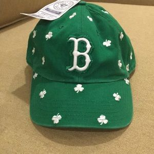 Red Sox St. Patrick's Day Hat